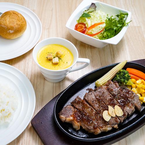 国産牛のステーキ 150g〜